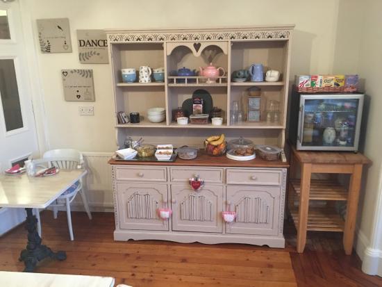 Furain Guest House : Breakfast room