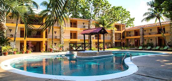 Hotel Plaza Palenque: = D