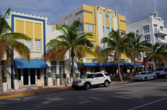 Boulevard Hotel Ocean Drive : Das Ocean Five