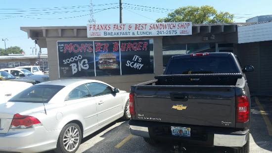 Frank's Sandwich Shop