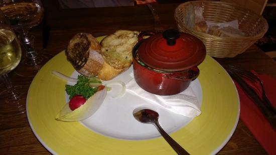... sans sauce) - Picture of Restaurant Pierre Bonaventure, Pont-a-Mousson