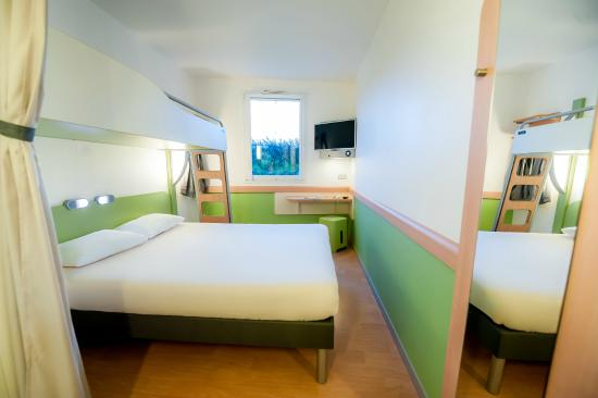 Chambre double - Picture of Ibis Budget Bayeux, Nonant - TripAdvisor