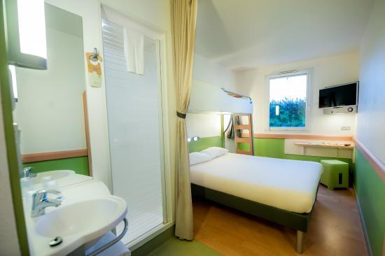 Chambre double ibis budget ~ Solutions pour la décoration intérieure ...