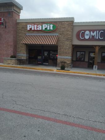 The Pita Pit Springfield