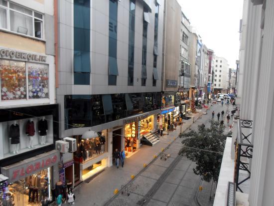 Dekor hotel updated 2017 reviews price comparison for Dekor hotel laleli istanbul