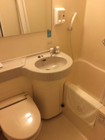 Tsukumi, Japan: バスルーム