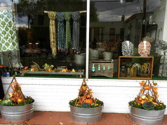 Berryville, VA: Autumnal window