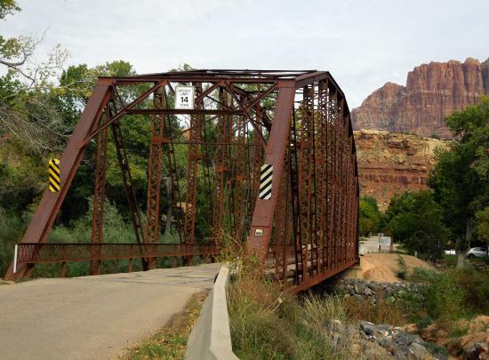 Rockville Historic Bridge UT