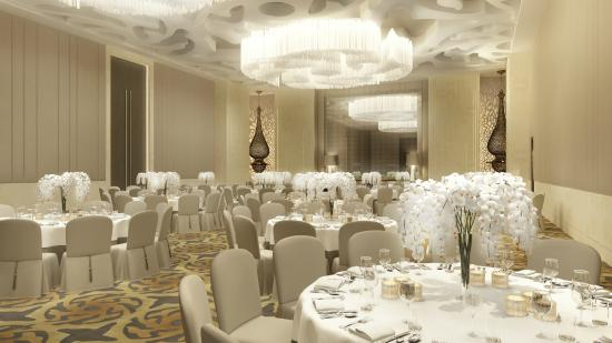 Atlantic Ballroom - Picture of Four Seasons Hotel Casablanca ...