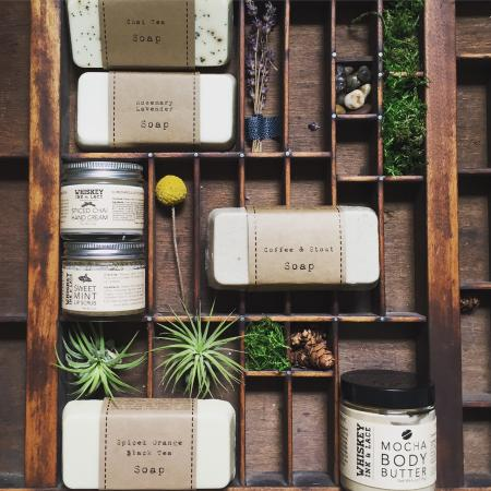 Berryville, VA: Handmade bath and body products