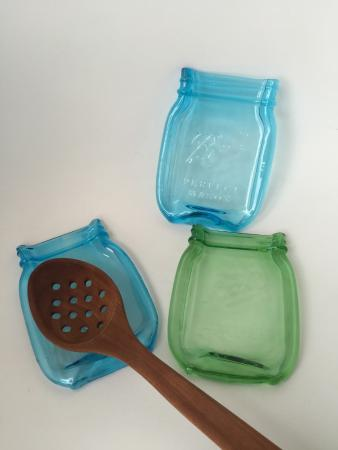 Berryville, VA: Mason Jar spoonrests