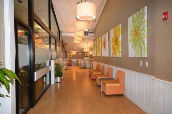 Best Western Plus Waltham Boston: Tranquil halls