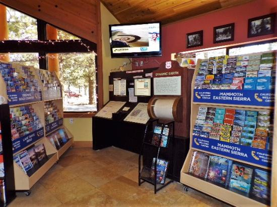 Mammoth Lakes Welcome Center: California Welcome Center