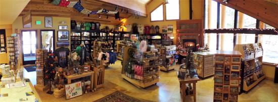 Mammoth Lakes Welcome Center: Bookstore and Gifts