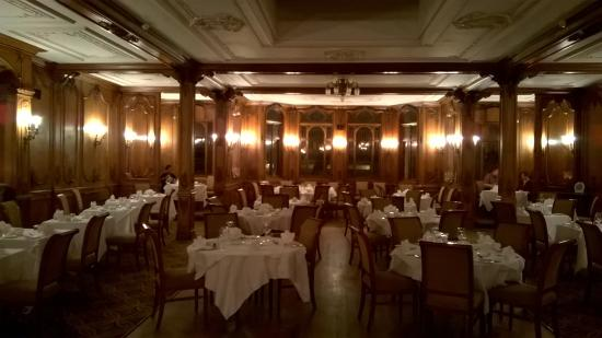 olympic dining room - picture of the white swan hotel, alnwick