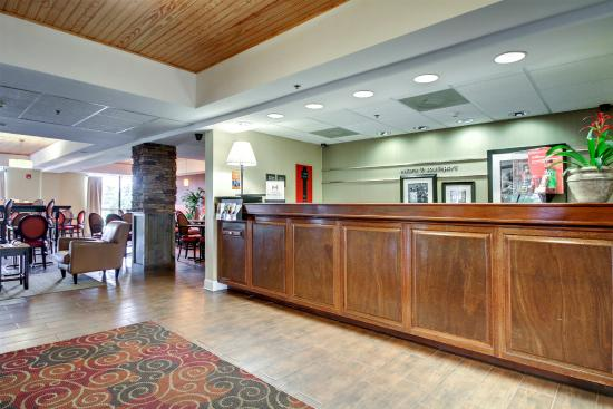 hampton inn southport southport kuzey carolina otel. Black Bedroom Furniture Sets. Home Design Ideas