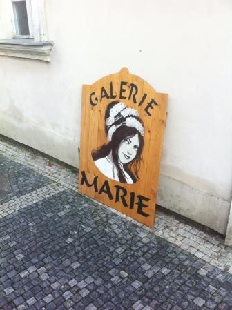 Castle District : Galerie Marie