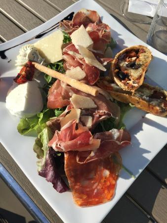 Restaurant rivazza cucina sapori italiana dans saint - Cuisine plus saint herblain ...