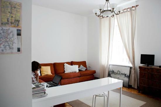 iVAN Hostel: Guest room