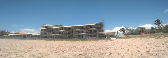 Arembepe, BA: Praia do Piruí