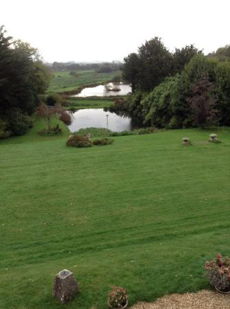 Merstone, UK: Garden room view