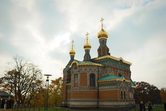 ‪Russian Orthodox Church of St. Mary Magdalene‬