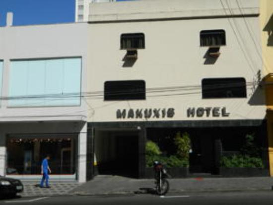 Hotel Makuxis : Frente do hotel