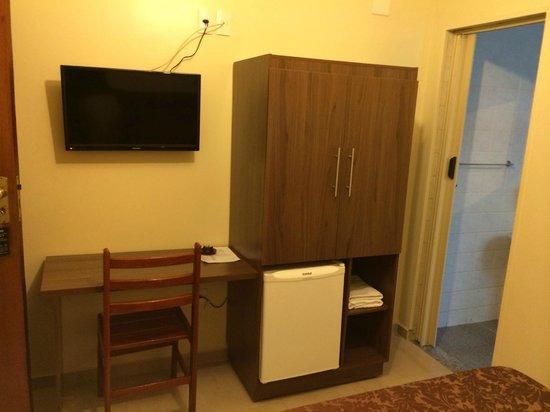 Hotel Makuxis : Mesa para atividades...