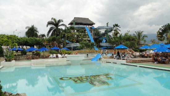 Chinauta Resort: Que maravilla