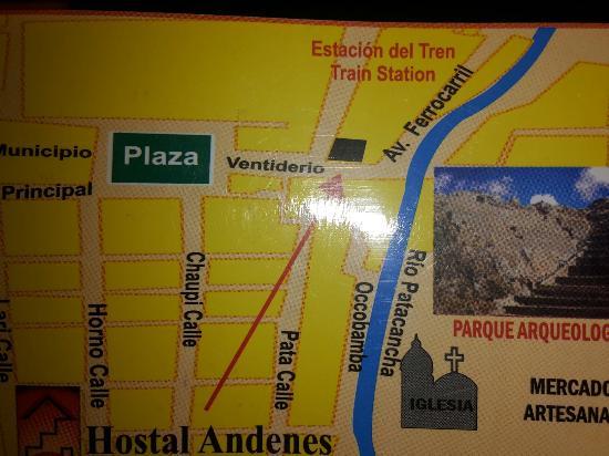 Hostal Los Andenes: 20151111_144304_large.jpg
