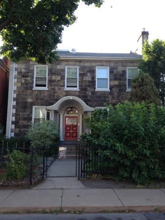 Hamilton Guesthouse : HGH