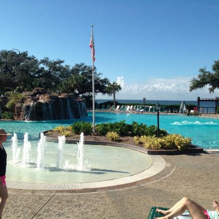 The Grand Hotel Golf Resort Spa Autograph Collection Pool Is Right Next To