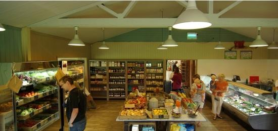 The Farm Shop  at Lymefield Garden Centre