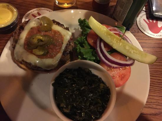 Waxhaw, NC: Southwestern Burger