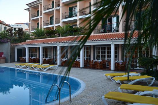 Hotel Albergaria Dias: Vue sur les chambres