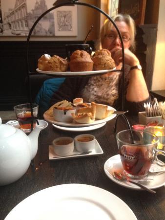 High tea - Bild von Grand Hotel Alkmaar, Alkmaar - TripAdvisor
