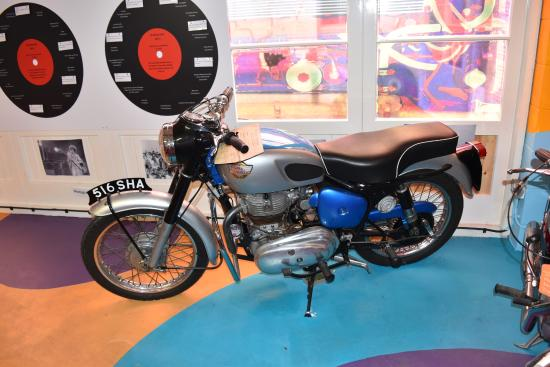 Cotswold Motoring Museum: One of many