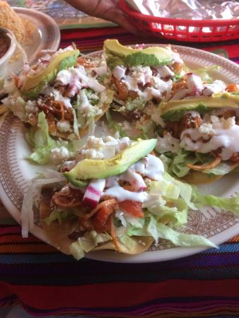 Long Beach Island, NJ: Tostadas