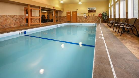 ‪‪Sioux Lookout‬, كندا: Indoor Swimming Pool‬