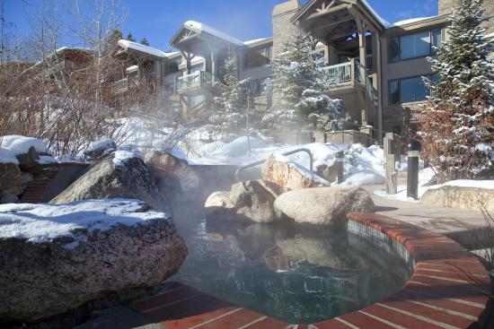 Terracehouse Condominiums : Hot Tub