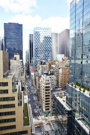 The Gotham Hotel : Hotel Views