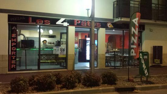 Pizzeria les 4 pâtes