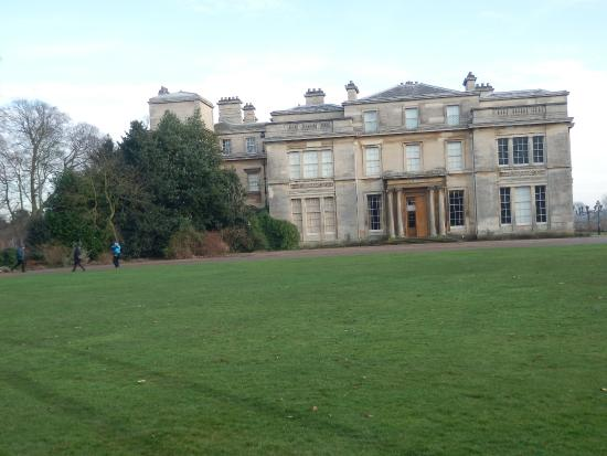 Normanby Hall Country Park: The Hall