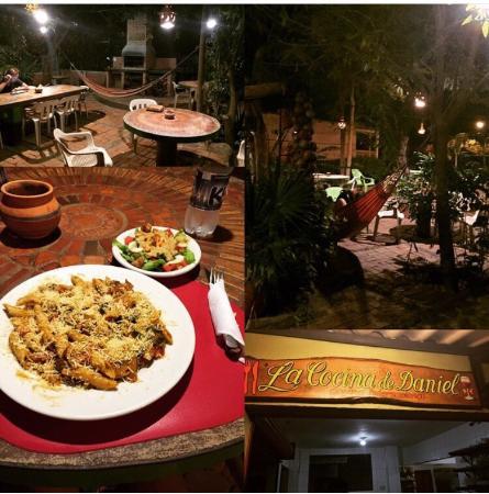 La Casa de Felipe: Muy buena la comida, las habitaciones están bien organizadas.