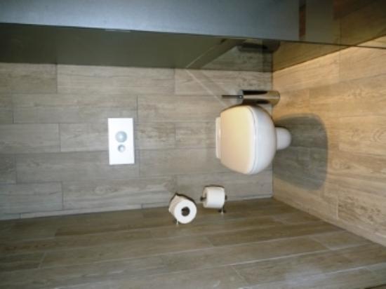 Illot Suites & Spa: WC
