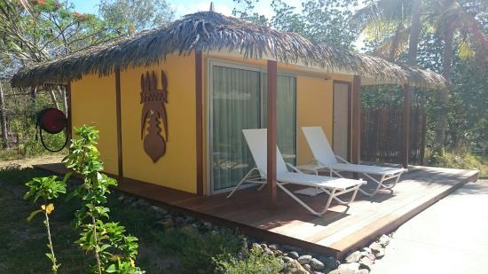 Hotel Malabou Beach: Beautiful bungalow.