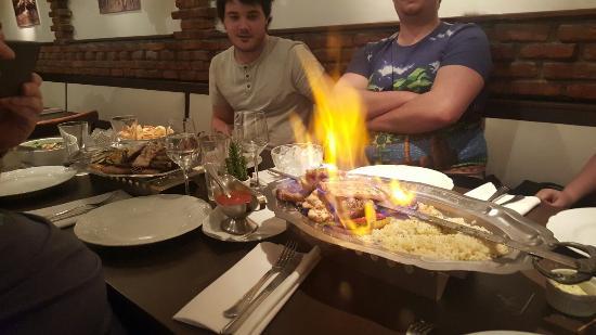 Lubina Fish Picture Of Restaurant Zagreb Antwerp Tripadvisor