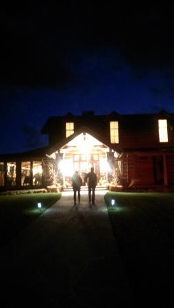 Madison, OH : Beautiful november evening at laurentia
