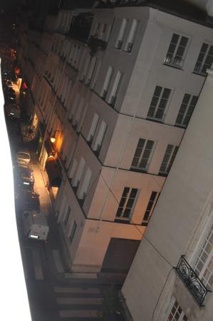 Hotel des Deux Iles : view from room