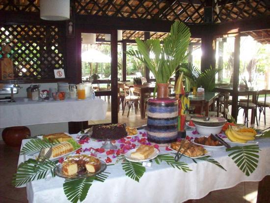 Porto Zarpa Hotel: Excelente desayuno